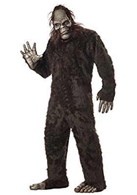 Adult Big Foot Costume Standard from California Costumes