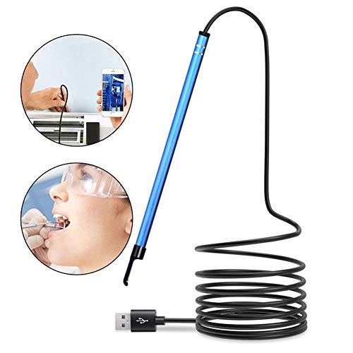 IGRNG HD-Otoskop, Android Computer-Version von Erwachsenenbildohrenlöffel 5.5mm Körperpflege Endoskop Ear Picking