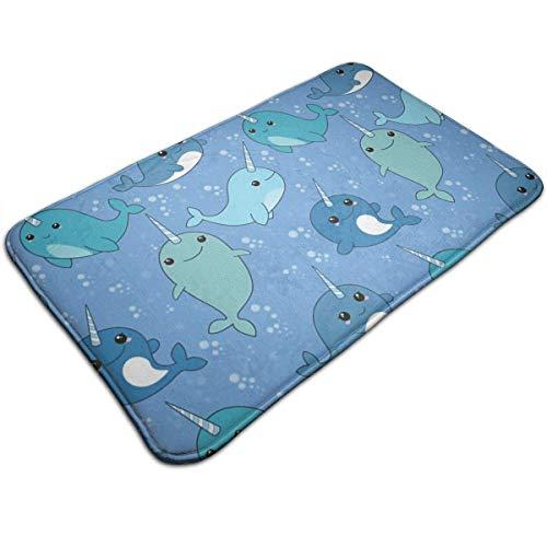 N/A badmatten anti-slip matten schattig smal patroon deurmatten super absorberend binnen/buiten gebruik 19,5