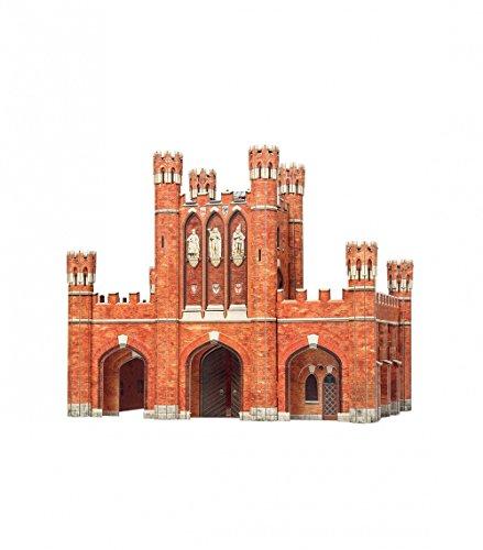 CLEVER PAPER  Puzzles 3D Puerta Real Kaliningrado, Rusia (14362)