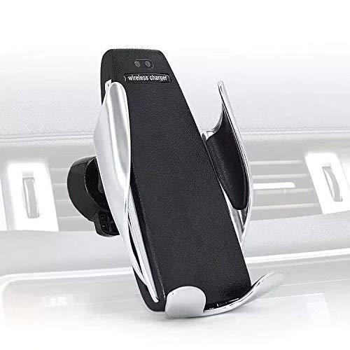 Caricabatterie senza fili Wireless Qi per Auto compatibile con Iphone & Android