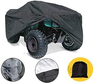 RockyMRanger-ATV covers Universal Quad Storage Protection Waterproof for Honda Polaris Yamaha Suzuki YA2YV