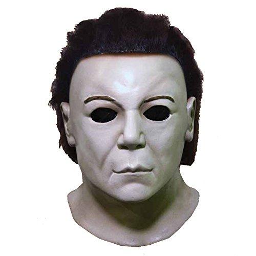 Trick or Treat Studios Men's Halloween 8-Resurrection Mask, Multi, One Size