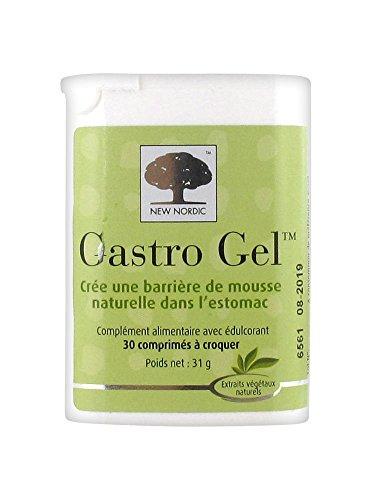 New Nordic Gastro Gel 30Tabletten