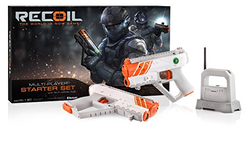 recoil laser tag game