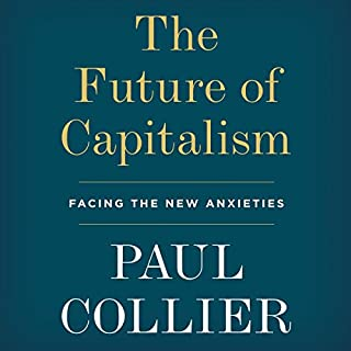 Page de couverture de The Future of Capitalism