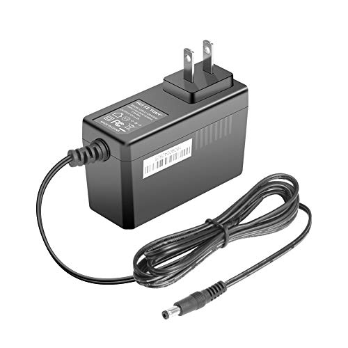 TFDirect Power Adapter Charger for Western Digital Wd My Book External Hard Drive HDD Wd3200h1u-00 Wd5000c032 Wd25001032 WDBFJK0030HBK-NESN WDBFJK0040HBK WDBWLG0040HBK WDBCTL0080HWT WDBFJK0080HBK-NESN