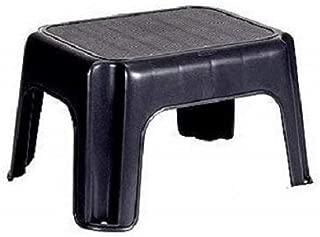 Rubbermaid Step Stool (Black) 200lbs -90.7