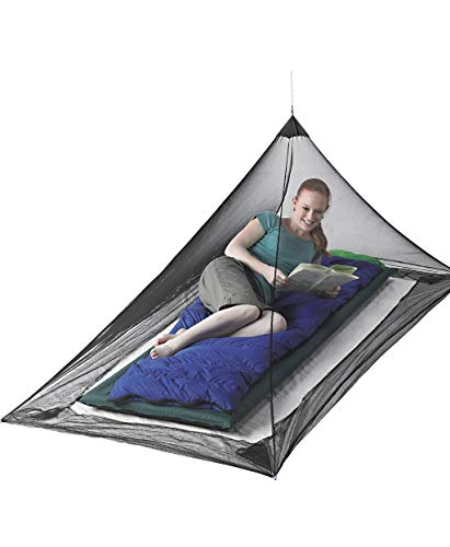 Sea to Summit Nano Mosquito Pyramid Shelter with Insect Shield (1-Person)