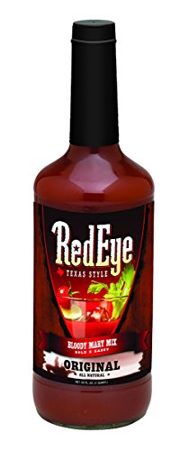 Red Eye Original Texas Style Bloody Mary Mix 32 Oz