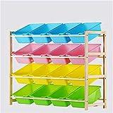 Caja de almacenamiento de juguetes para niños Contenedores organizadores de almacenamiento de juguetes for niños - for organizar el almacenamiento de juguetes Juguetes for bebés Juguetes for niños Jug