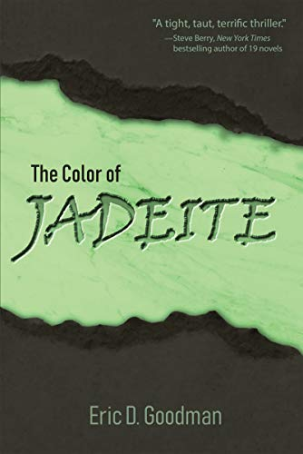 The Color of Jadeite by [Eric D. Goodman]