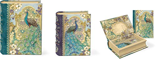 Punch Studio, Peacock in The Garden, Small Book Box Set, Set of 3