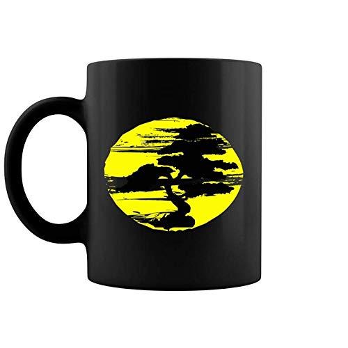 Japanese Pocket Bonsai Tree Sun -pocket Bonsai Coffee Mug 11 & 15 Oz