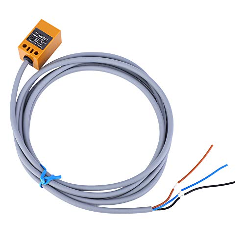 Interruptor de proximidad inductivo Hall DC10~30 V para máquinas textiles.