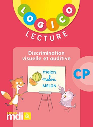 Pochette Logico Lecture CP Discrimination visuelle et auditive