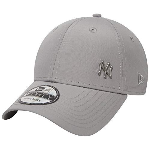 New Era 9Forty Cap - Flawless New York Yankees grau