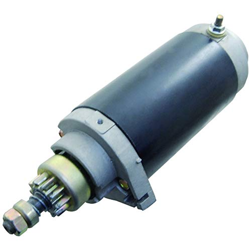 New Starter Replacement For Outboard Mariner Mercury 50 60 70 75 80 90 HP 1972-1993 Long Field Case 128.9mm