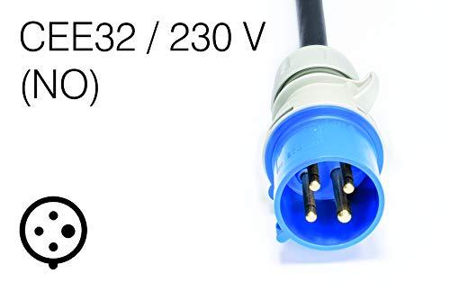 Juice Conector CEE32 - 230V