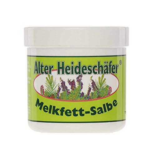 Alter Heideschäfer® Melkfett Salbe Hautschutz Körperpflege, 250 ml