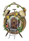 Unbekannt Fountasia Fairy House Wecker