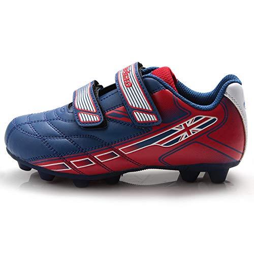 AIALTS voetbalschoenen voor kinderen meisjes buitenshuis, antislip voetbalschoen, sportschoenen