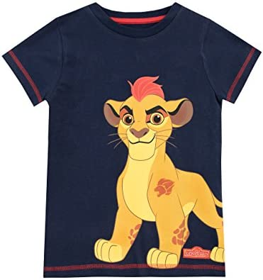 Disney Camiseta para Niño La Guardia del León