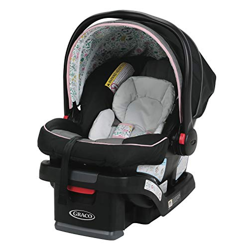 Graco SnugRide SnugLock 30 Infant Car Seat | Baby Car Seat, Tasha Nevada