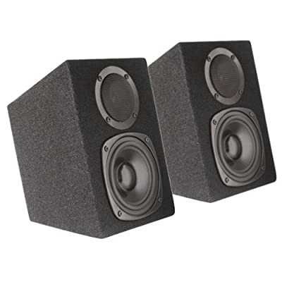 XTC LS20002-way compact stereo speaker pair by XTC