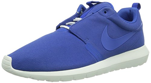 Nike Roshe Run Nm 631749-441 Herren Sneaker Blau (Game Royal/Gm Ryl-Blk-Smmt Wht) 44