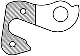 Argent NSB Patte de d/érailleur pour Cadre Commencal 10mm Mixte Adulte