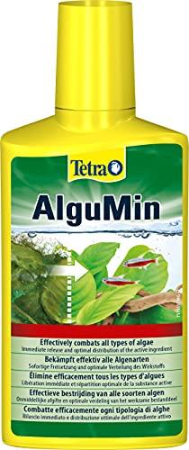 Tetra AlguMin 250 ml, Combate eficazmente todo tipo de algas
