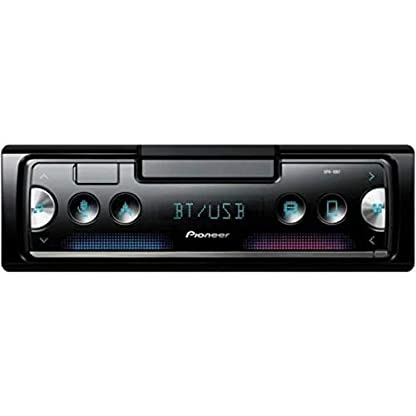 PIONEER-SPH10BT-Single-DIN-In-Dash-Mechless-Smart-Sync-Receiver-mit-Bluetooth