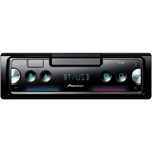 PIONEER SPH10BT Single DIN In-Dash Mechless Smart Sync Receiver mit Bluetooth
