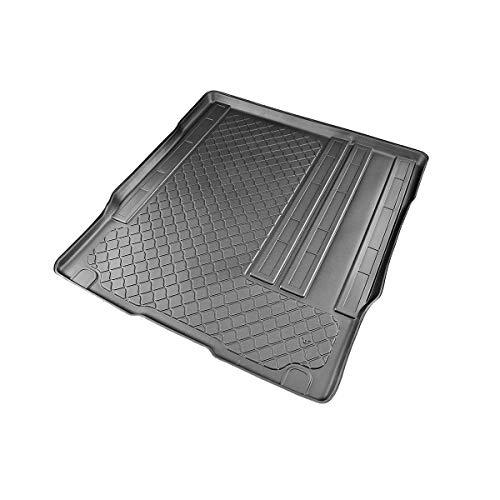 Mossa Kofferraummatte - Ideale Passgenauigkeit - Höchste Qualität - Geruchlos - 5902538953856