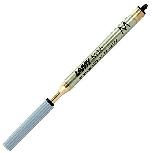 LAMYラミーボールペン油性替芯ペン先M(中字)ブラックLM16BKM正規輸入品