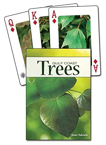 Trees of the Gulf Coast Playing Cards (Nature's Wild Cards)
