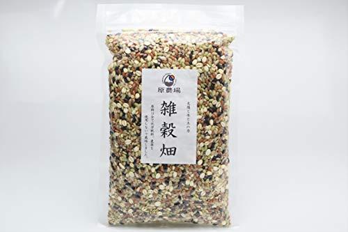 原農場の雑穀米「雑穀畑」(300g×2 合計600g)無農薬・無化学肥料栽培の雑穀米 1 袋