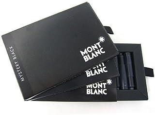 MONTBLANC モンブラン 万年筆用カートリッジインク ミステリーブラック 8本入 3個セット