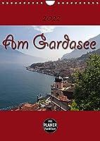 Am Gardasee (Wandkalender 2022 DIN A4 hoch): Impressionen vom Gardasee (Planer, 14 Seiten )