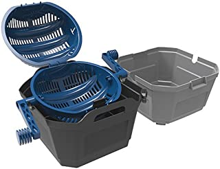 Frankford Arsenal Platinum Series Wet/Dry Media Separator with Perforated Sifter and Mesh Media Strainer for Reloading