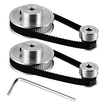 Best stepper motor belt Reviews