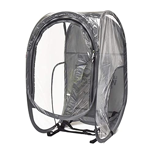 Under the Weather ShieldPod – 1-Person Pop-Open Wearable Protective Barrier