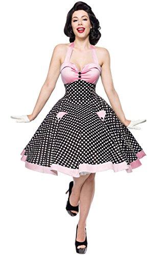AT 50er Jahre Rockabilly Kleid
