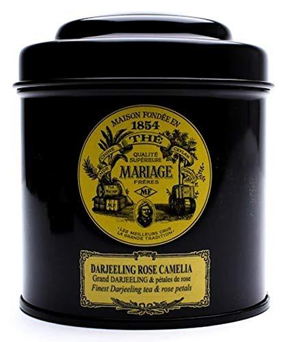 Mariage Frères Paris - Darjeeling Rose Camelia - 100gr Dose
