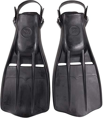 IST F1 Open Heel Rubber Rocket Fins (3X-Large)