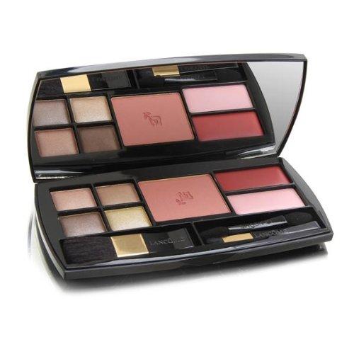 Lancome Tendre Voyage Makeup Palette 4 x 0.9g Eyeshadow + 3g Blush + 2 x 1.3g Lipgloss + 3 x Applicators