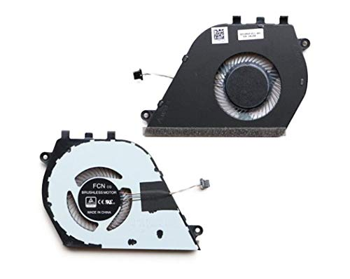 HuiHan Replacement for DELL VOSTRO 5490 5498 Laptop CPU Cooling Fan (Vostro 5490/5498)