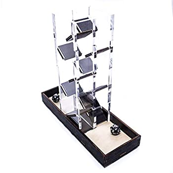 C4labs Classic Dueling Dice Tower - Black