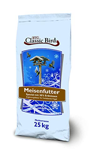 Classic Bird - 26201 - Nourriture pour oiseaux - Mélange spécial mésanges - 25 kg